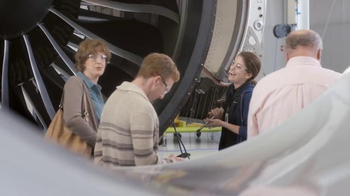 General Electric TV Spot, 'Sarah: Building Advanced, Robot-like Machines'