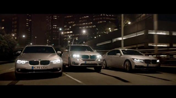 2016 BMW X5 xDrive40e TV Spot, 'The Ultimate Driving Machine'