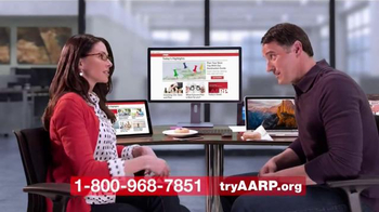 AARP Services, Inc. TV Spot, 'Weekend Donut' - 458 commercial airings