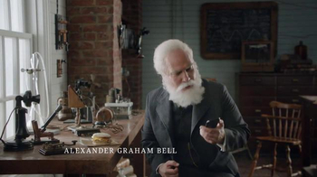 Chick-fil-A Egg White Grill TV Spot, 'Alexander Graham Bell'