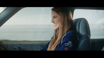 VISA Checkout TV Spot, 'Self Talk' Featuring Ashton Eaton, Missy Franklin