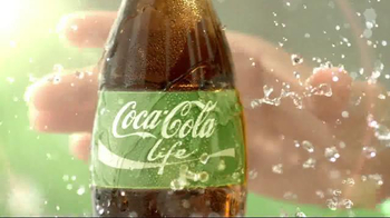 Coca-Cola Life TV Spot, 'Enjoy It' - Thumbnail 1