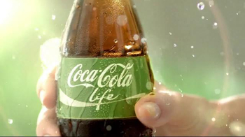 Coca-Cola Life TV Spot, 'Enjoy It' - Thumbnail 2