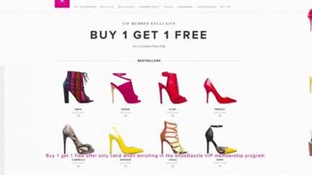 Shoedazzle.com TV Spot, 'Real Shoe Lovers'
