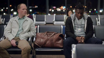 NFL Football Fantasy TV Spot, 'Friends Don't Small Talk: Airport'