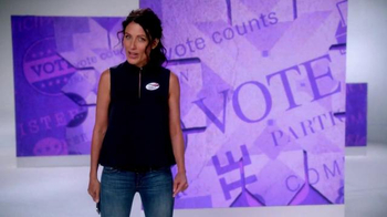 The More You Know TV Spot, '2016 Voting' Featuring Lisa Edelstein