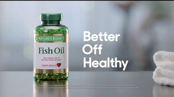 Nature's Bounty Fish Oil TV Spot, 'Treadmill' - Thumbnail 9