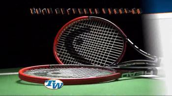 Tennis Warehouse TV Spot, 'Save, Save, Save'