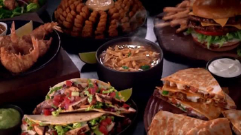 Outback Steakhouse Lunch Combos TV Spot, 'Australian Dinner Party'