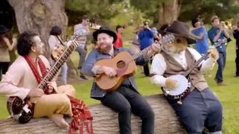 2016 Kia Soul TV Spot, 'Hamsters: Share Some Soul' Feat. Nathaniel Rateliff - Thumbnail 7