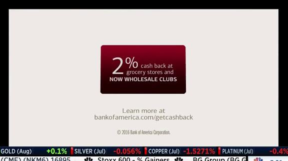 Travel Rewards Card Bank Of America Commercial