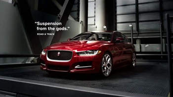 2017 Jaguar XE TV Spot, 'Accolades'