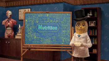 Planters NUT-rition TV Spot, 'Science'
