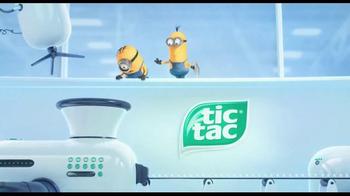 Tic Tac Minions TV Spot, 'Minions in the Factory'