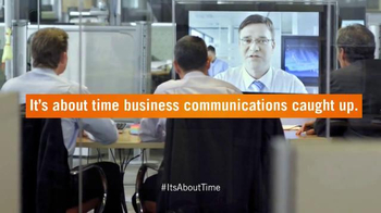 Vonage Cloud Communications TV Spot, 'It's About Time' - Thumbnail 8