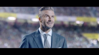 Sprint TV Spot, 'Whistle' Featuring David Beckham