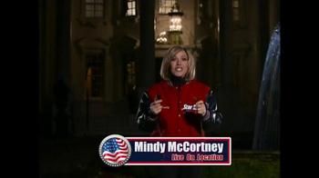 Star Shower Motion TV Spot, 'The White House'