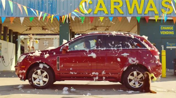 Lunchables Kabobbles TV Spot, 'Car Wash' Song by David Naughton