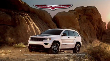 2017 Jeep Grand Cherokee Trailhawk TV Commercial Independence