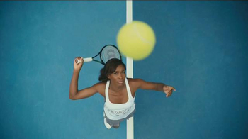 Silk Soy Milk TV Spot, 'Jump' Featuring Venus Williams