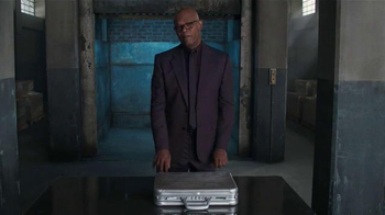 Capital One Quicksilver TV Spot, 'Cross Examined' Feat. Samuel L. Jackson