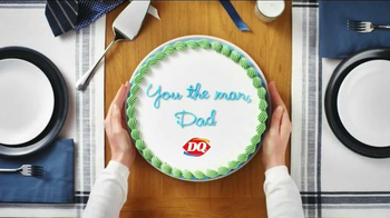Dairy Queen TV Spot, 'However You Say Happy Father's Day ...'