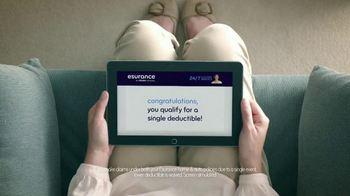Esurance TV Spot, 'Built to Save Homeowners Money' - Thumbnail 4