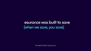 Esurance TV Spot, 'Built to Save Homeowners Money' - Thumbnail 9