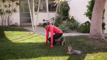 Bounty TV Spot, 'Puppy' Featuring Allyson Felix