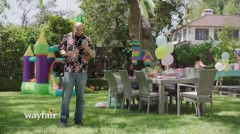 Wayfair TV Spot, 'Get Down With No Money Down!'