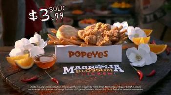 Popeyes Magnolia Blossom Chicken TV Commercial, 'El verano ...