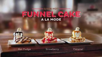 Dairy Queen Funnel Cake a La Mode TV Spot, 'Bumper Car' - Thumbnail 10