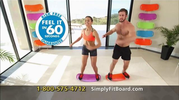 Simply Fit Board TV Spot, 'Fun Workout' Featuring Lori Greiner - Thumbnail 7