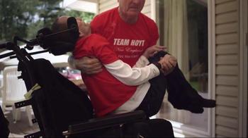Fitbit TV Spot, 'Lovefit: Team Hoyt'