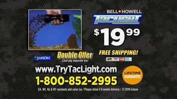 Bell + Howell TacLight TV Spot, 'Brighter' - Thumbnail 8