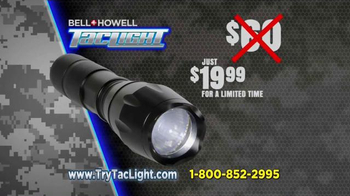 Bell + Howell TacLight TV Spot, 'Brighter' - Thumbnail 6