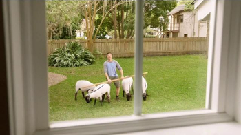 FingerHut.com TV Spot, 'Tame the Backyard' - 6657 commercial airings