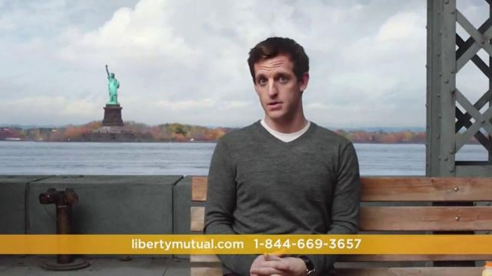 Liberty Mutual Commercial Insurance >> Liberty Mutual Insurance Hunk Commercialhunks