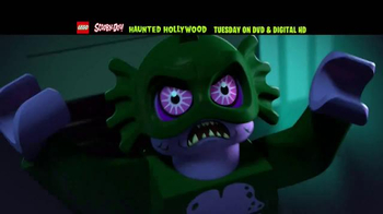 LEGO Scooby-Doo!: Haunted Hollywood Home Entertainment TV Spot