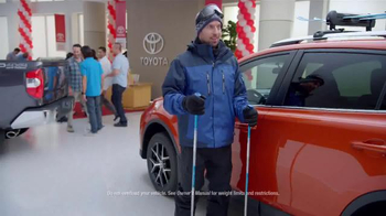 Toyota Time Sales Event TV Spot, 'Adventures' - 65 commercial airings