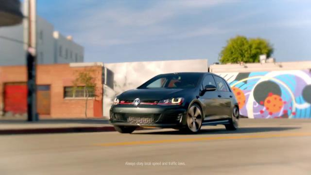 volkswagen golf gti tv commercial sleep talking song  beck ispottv