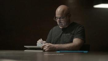 Microsoft Surface Pro 4 TV Spot, 'Forensic Artist Stephen Mancusi'
