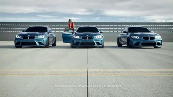 2016 BMW M2 TV Spot, 'Eyes On Gigi Hadid'
