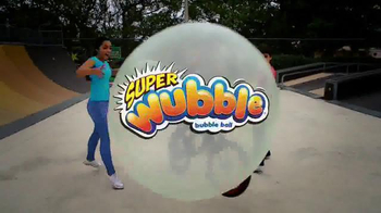 Super Wubble Bubble Ball TV Spot, 'Unstoppable'