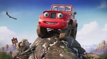 Chevron with Techron TV Spot, 'Mountain Top' - Thumbnail 4