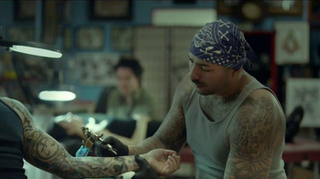 Staples TV Spot, 'Tattoo Parlor'