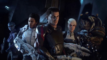 Mass Effect: Andromeda TV Spot, 'More Than Ever' Song by Rag'n'Bone Man