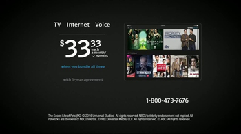 Xfinity TV, Internet & Voice TV Spot, \'Work From Home\'