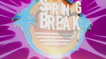 Dave and Buster's TV Spot, 'Spring Break Fun'