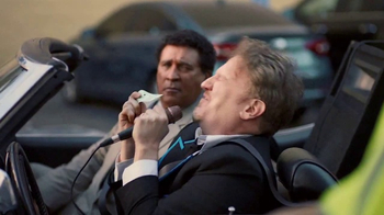 AT&T Unlimited Plus TV Spot, 'Parking Booth' Ft. Greg Gumbel, Dan Finnerty